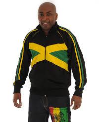 Jamaican Flag Shirt Jamaica Flag Jacket Rasta Clothing Jackets Tracksuits T