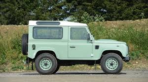range rover defender 2018 rowan atkinson u0027s rare land rover defender up for auction