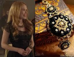 reign cw show hair weave beads 166 best reign jewelry images on pinterest reign fashion reign