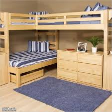 original wood bunk bed plans instant download kids stuff