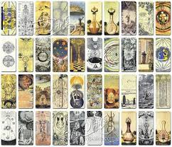 greeting cards wholesale occultism and alchemy vintage bookmarks greeting cards gift