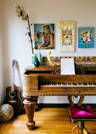 Best Bohemian Interiors Images On Pinterest Bohemian - Bohemian style interior design