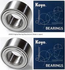 lexus es300 wheel bearing replacement 2007 2013 lexus es350 front wheel hub bearing oem koyo pair