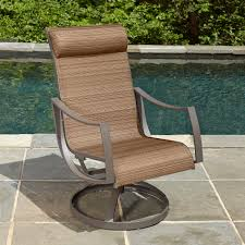 ty pennington style palmetto 1pc motion patio dining chair limited