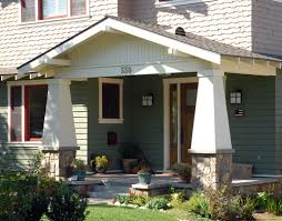 what color to paint concrete porch floor with yellow house black trim