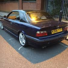 bmw 320i convertible hard top e36 in acton london gumtree