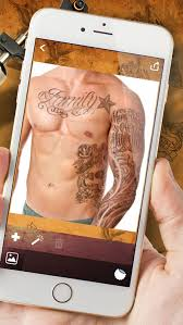 tattoo designs photo editor u2013 virtual body art and tattoo ideas