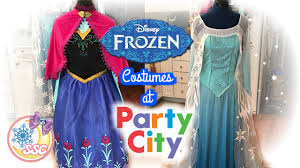 frozen costumes disney frozen costumes at party city review