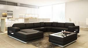 modern bonded leather sectional sofa casa pella modern bonded leather sectional sofa