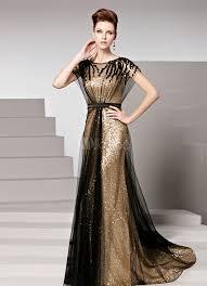 gold sequin jewel neck short sleeves sheath matte satin women u0027s