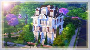 build a dream house marvelous dream house speed build the sims cc pic for building a