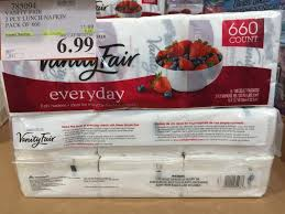 Vanity Fair Dinner Napkins West Costco Sales Items For Sept 26 Oct 2 For Bc Alberta