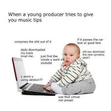 Music Producer Meme - producer memes producer memesxd instagram photos and videos