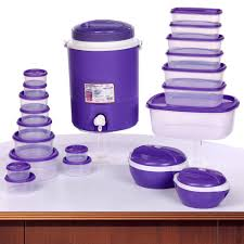 Purple Kitchen Canisters by Princeware Plastic Containers Buy Princeware Plastic Containers