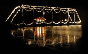how to program christmas lights forget deck the halls how bout this decked out bridge local
