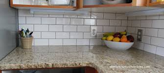 Subway Tile Backsplash Pictures Duo Ventures Kitchen Makeover - Subway tile backsplashes