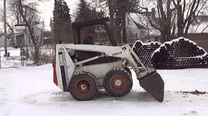 hurleysequipment com 700 bobcat for sale skid steer youtube