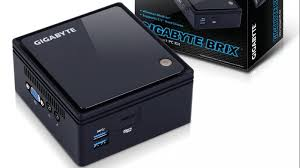 Desk Top Computer Reviews Gigabyte Brix Barebone Pc Review Ultra Compact Designed To Be
