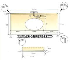 standard double sink vanity dimensions u2013 buddymantra me