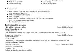 Residential Counselor Resume Sample by Career Counselor Resume Template Examples