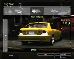 nfsmw lexus is300 nfsunlimited net need for speed rivals most wanted world and