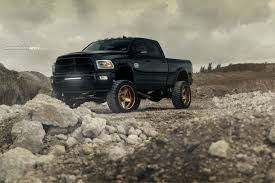 Dodge Ram Cummins Off Road - death spikes boulders and a rugged american dodge ram 2500 hd