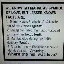 lesser known facts about taj mahal binsbox