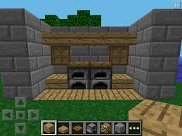 minecraft pocket edition maple kitchen cabinets and wall color