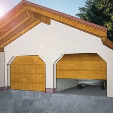 garagentor design garagentore aus stahl preise vorteile nachteile und einbau
