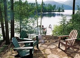 Lake Cabin Furniture  Vintage Adirondack Antiques Lakehouse - Lake furniture