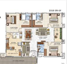 floor plans for my home my home constructions my home abhra floor plan my home abhra