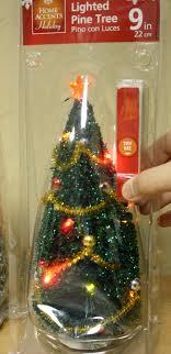 ideas mini tree with lights small lighted