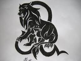 free designs zodiac tattoos tribal leo
