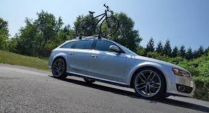 audi a4 2004 accessories project b85 allroad roof rack system from audi accessories