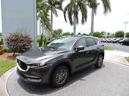 nissan mazda 5 2017 used mazda cx 5 touring fwd at royal palm nissan serving palm