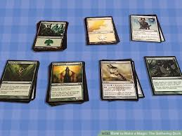 Magic Sideboard Rules How To Make A Magic The Gathering Deck 13 Steps With Pictures