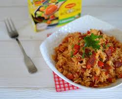 cuisiner le poivron poêlée de riz au chorizo et aux poivrons cuisiner tout