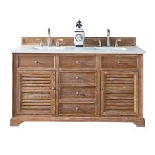 Glacier Bay Vanity Top James Martin Signature Vanities Savannah 60 In W Double Vanity In
