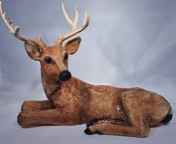 home interiors deer picture home interior homco deer buck 1984 figurine homco cabins and