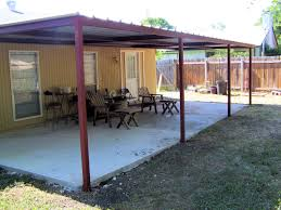 Roof Patio by Metal Patio Canopy Home Design Ideas And Pictures