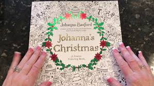 christmas coloring in july 2017 youtube