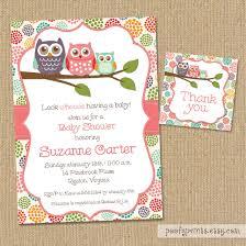 printable owl baby shower invitations u2013 gangcraft net