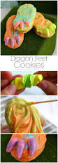 dragon feet cookies home made interest