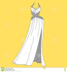 women dress design fashion flat templates sketches illustration
