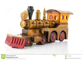 wooden toy train royalty free stock photos image 27077538