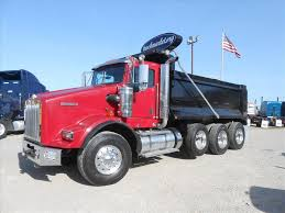 kenworth trailers used 2012 kenworth t800 dump truck for sale in ms 6487