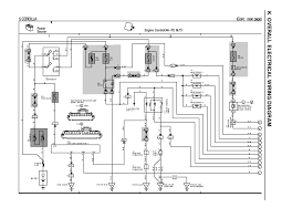 wiring diagram toyota corolla ae 95 28 images toyota corolla 1