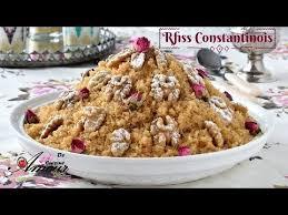amour de cuisine de soulef 29 rfiss constantinois recette de la cuisine algérienne طبق