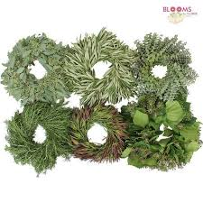 wholesale garlands wreaths greenery for weddings
