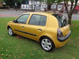 renault clio 2002 modified 2002 renault clio 1 2 16v expression 5dr great engine gearbox